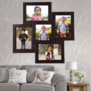 Multi Aperture Photo Frame