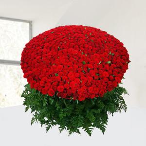 1000 Roses Bouquet