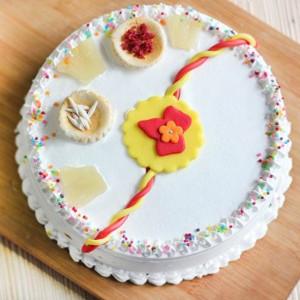 1kg Rakhi Special Cake