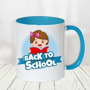 Back To School Mug