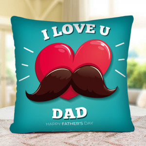 Love you Daddy Cushion