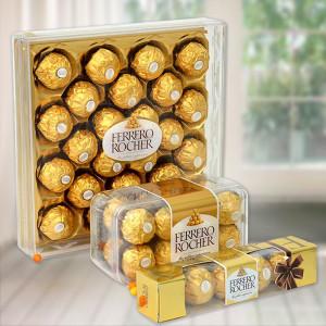 Delectable Ferrero Rocher Hamper