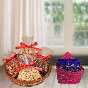 DryFruits with Silk