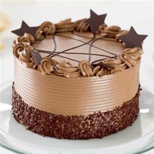 Eggless Coffee Cake