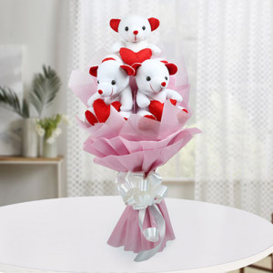 Teddy Chocolate Bouquet
