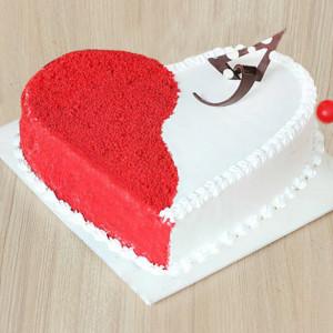 Flavorsome Red Velvet Cake