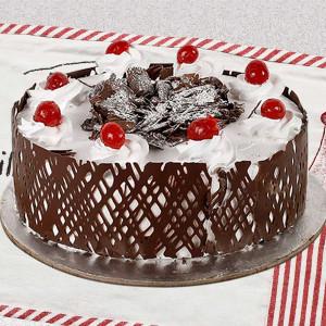 Heavenly Black Forest Cake