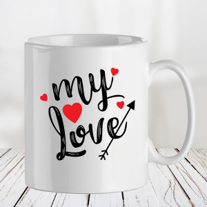 My Love Valentine Mug