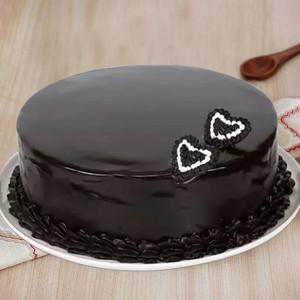Rich Choco Velvety Cake