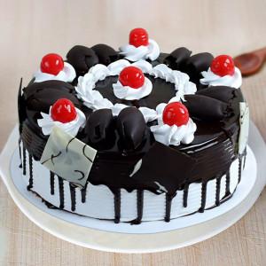 Swanky Black Forest Cake