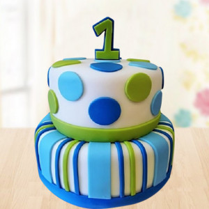 Tier Cake For Baby