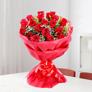 Ultimate Red Roses Bouquet