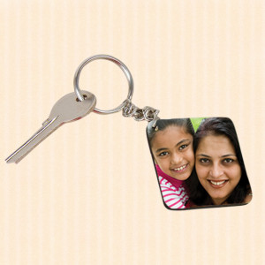 You n Me Personalised Keychain
