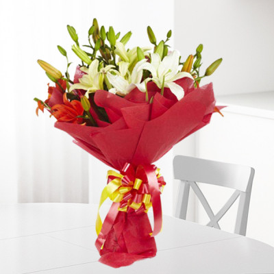 Assorted Asiatic Lilies