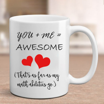 Awesome Love Mug