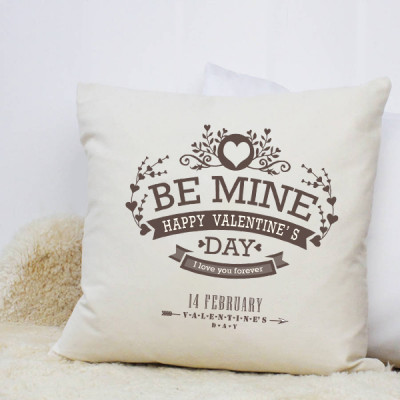 Be Mine Cushion