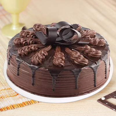 Chocolate Indulgence Cake