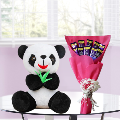 Chocolaty Panda