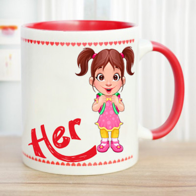All About Her Mug