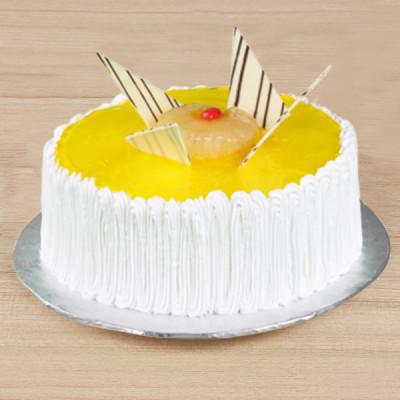 Delightful Mango Cake