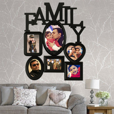 Designer Family Photo Frame