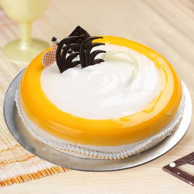 Flavourful Mango Cake