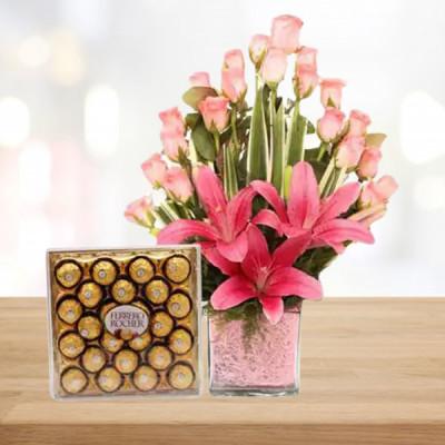 Graceful Lilies