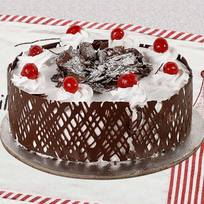 Heavenly Black Forest Cake