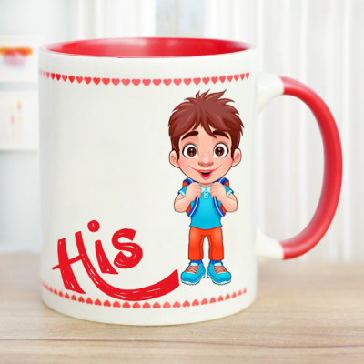 All About His Mug