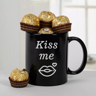 Kiss Me Chocolate Hamper