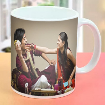 Knot Of Love Personalised Mug