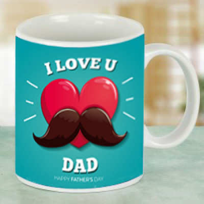 Love You Dad Mug