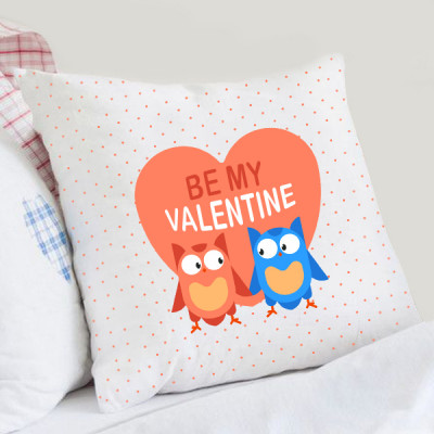 Love Owl Cushion