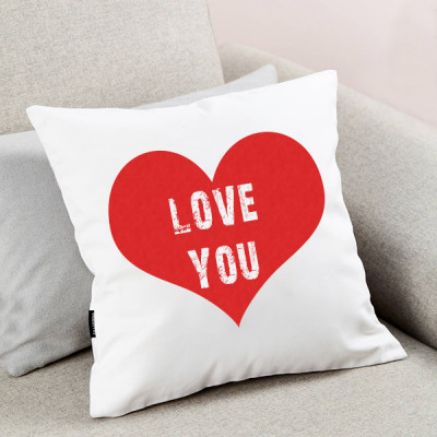 Love You Cushion
