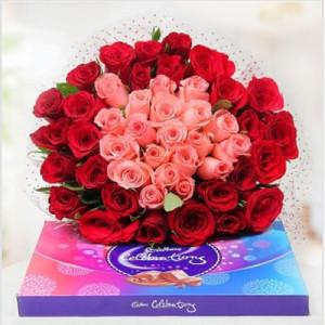 Rose Mix with Celebration