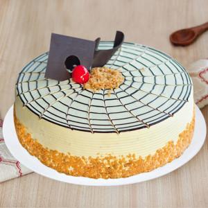 Butter Scotch Designer Cake