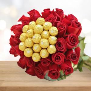 Floral Chocolate Bouquet