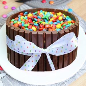 Kit-Kat Cake