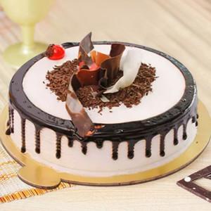 Yummy Black Forest Cake