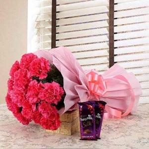 Carnation Combo