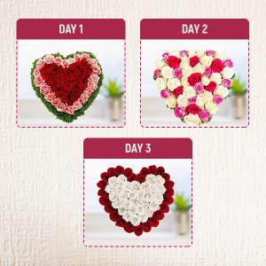 3 Steps of Love