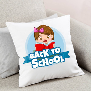 Back To School Cushion