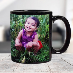 Black Mug For My Baby