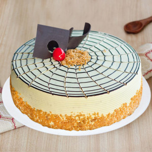 Butter Scotch Designer Cake