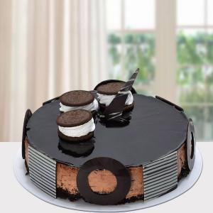 Choco Oreo Mousse Cake