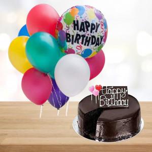 Delightful Birthday Combo
