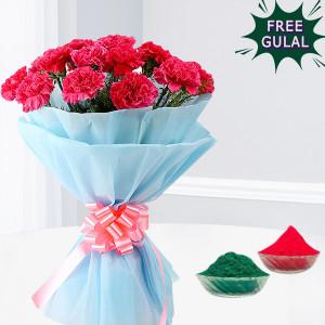 Floral Holi
