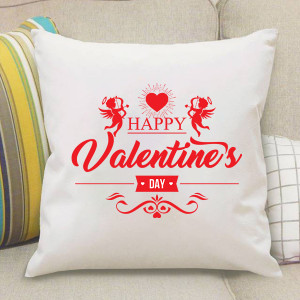 Happy Valentine's Day Cushion