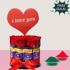 Holi Gift For Your Love