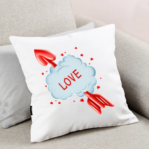 Love Arrow Cushion